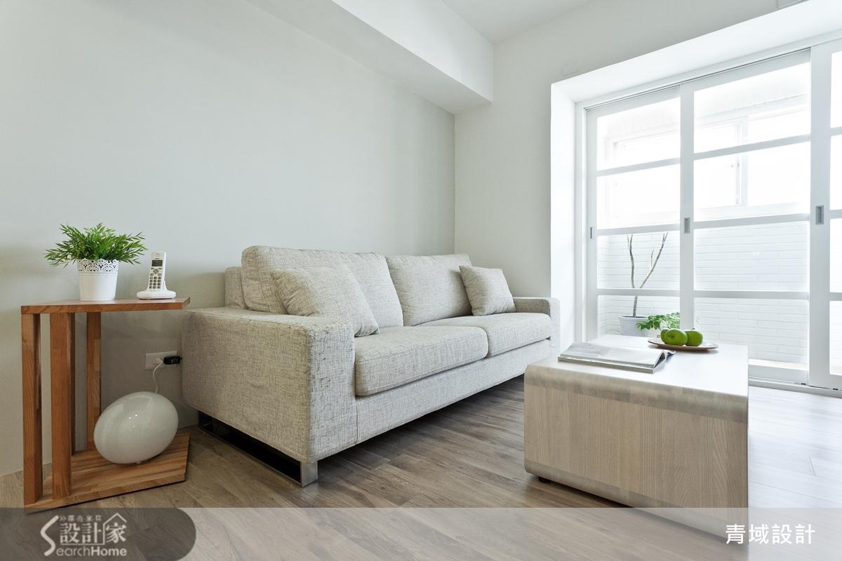 甜蜜小家庭的北歐風美宅空間,利用設計將幸福帶進家