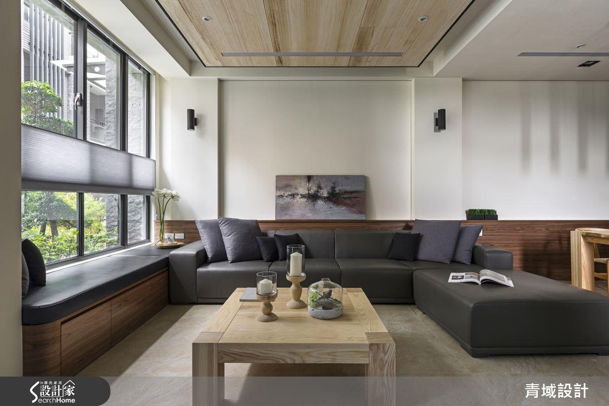 清雅自然 滿盈禪意與細語的日式木感大宅
