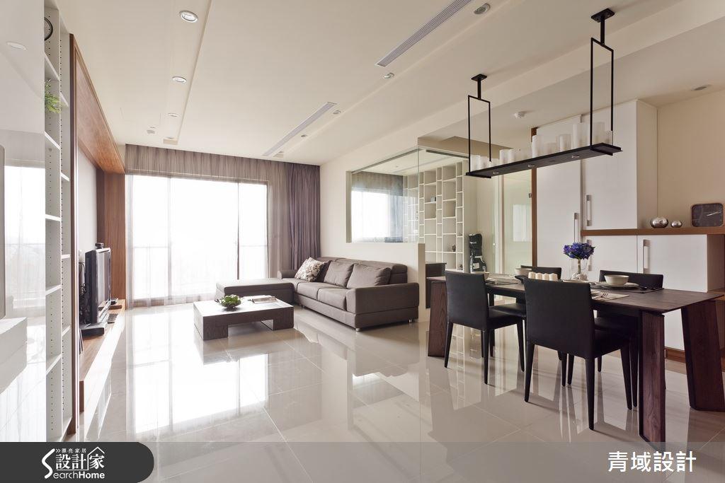 完美的夫妻生活 就在 35 坪明亮現代宅