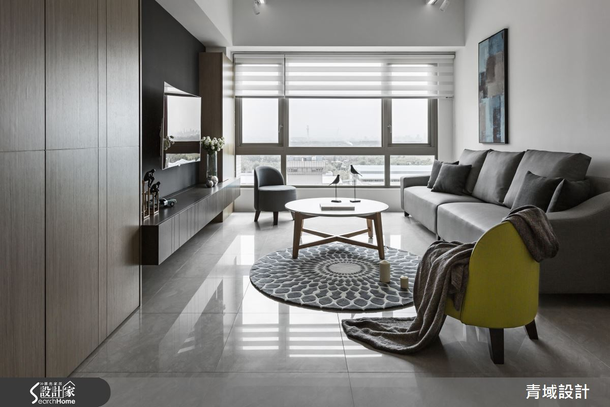 24坪擁4房? 寬敞 x 機能的現代風好設計
