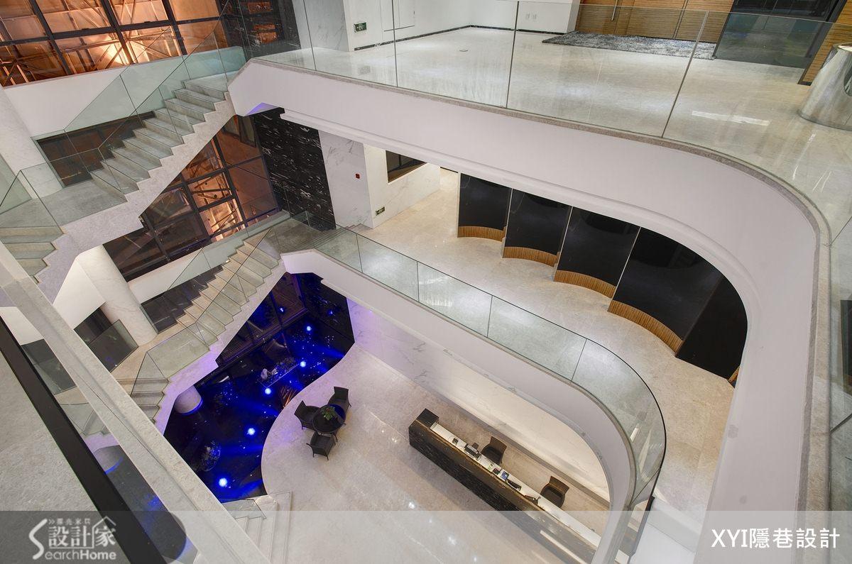 化繁為簡 時尚感+休閒概念的現代風商業空間