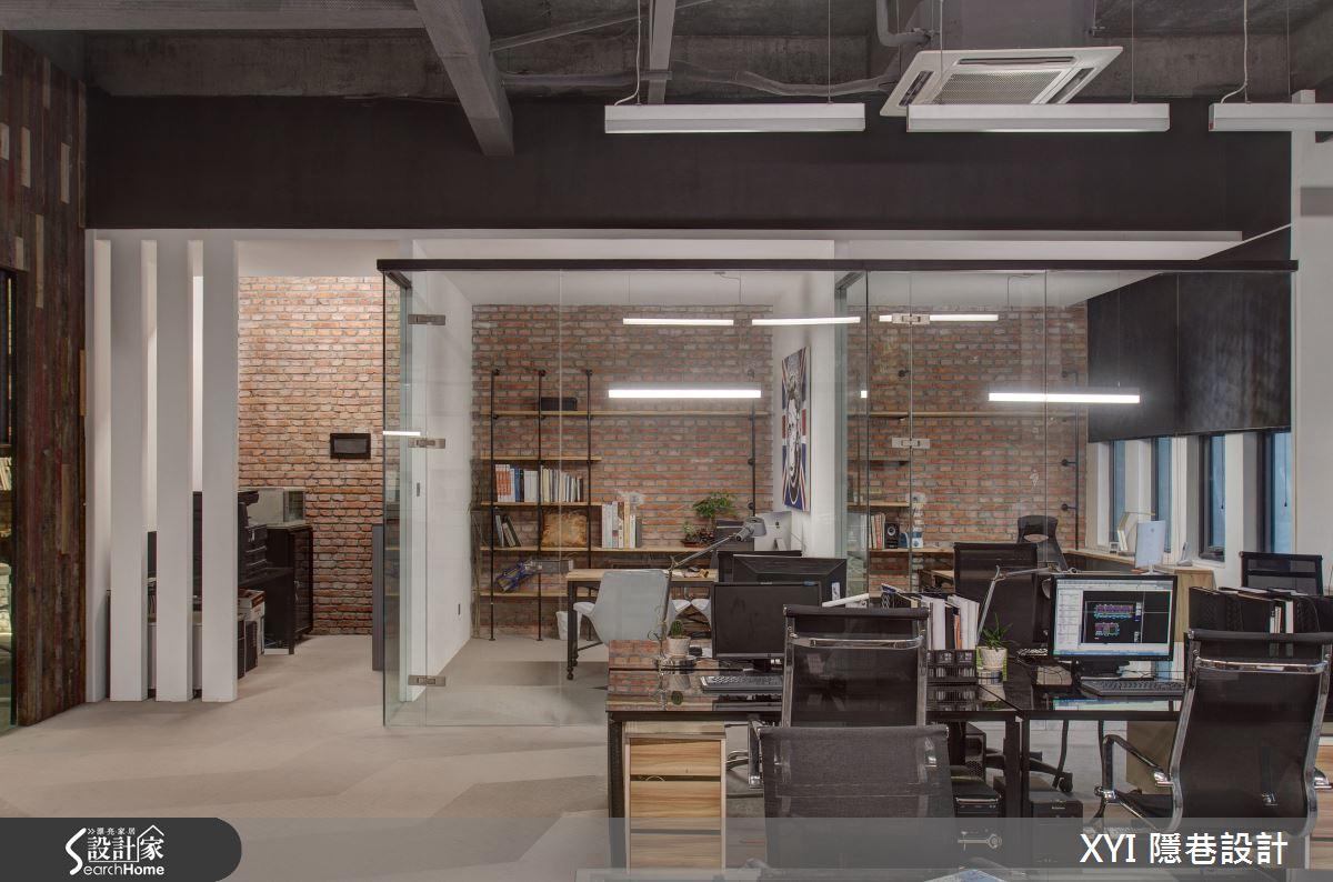 中國青島的綠設計 Design plus,創意人的祕密辦公基地!