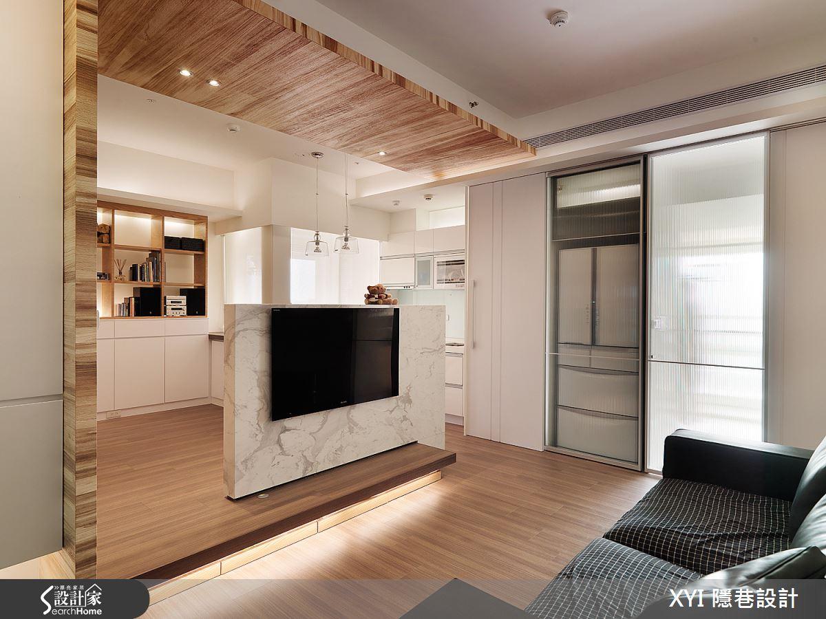 不到 15 坪的夢幻格局!就能給你 2 房 2 廳還有專屬更衣空間