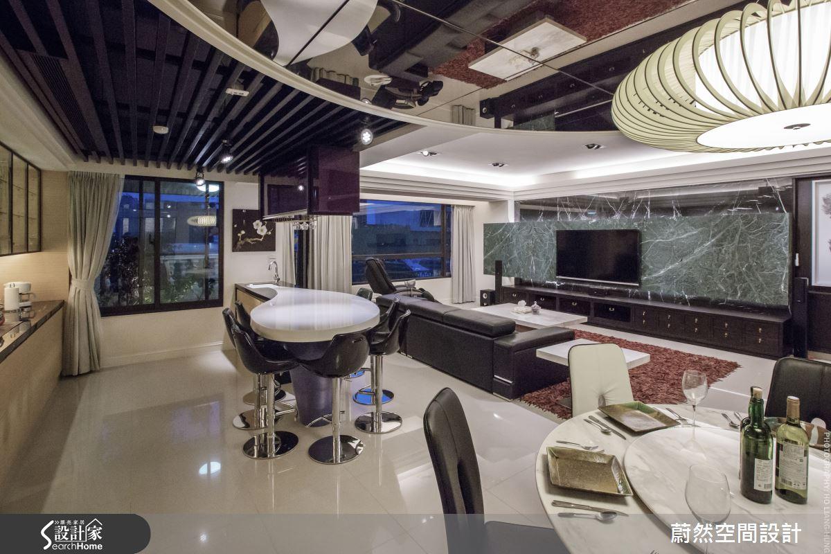當東方時尚遇上現代美感,打造絕代風華的大宅設計