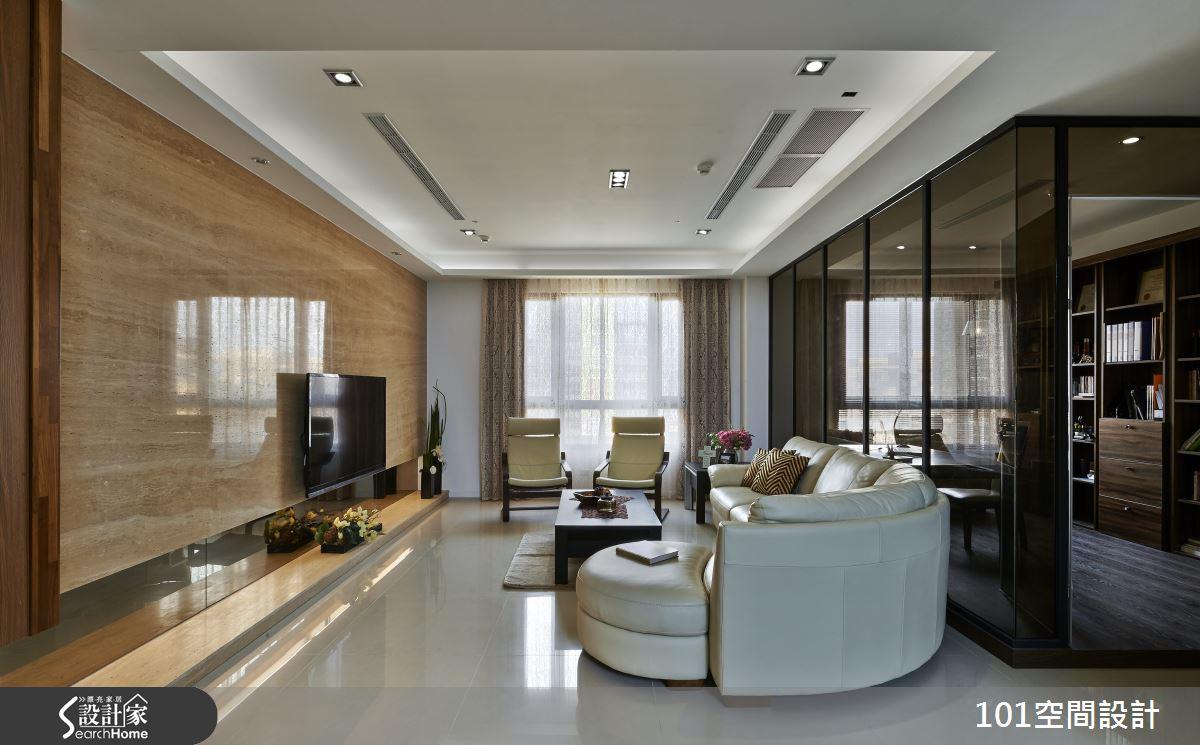 40 坪現代風屋宅 機能、陽光與木質堆砌好生活