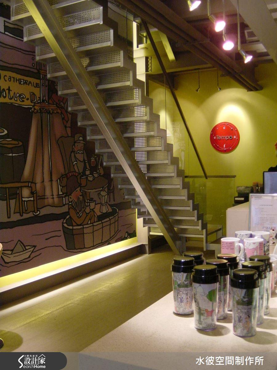 60 坪手繪咖啡館 替你畫出城市中的愜意旅程