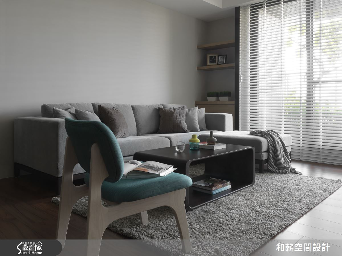 清爽北歐風X簡約現代風,讓家成為歷久彌新的凍齡美宅!