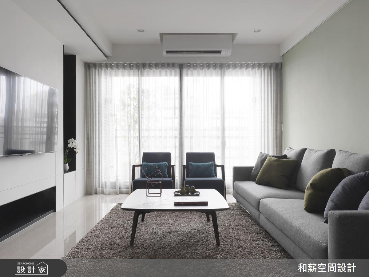 清新爽朗的陽光好宅!3 房 2 廳打造現代風好生活