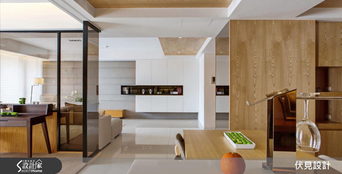 絕對好感! 有溫度的 46 坪木質感舒適宅
