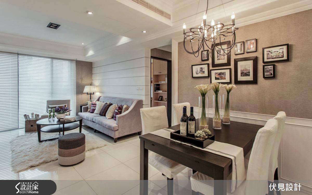 27 坪美式宅的華麗挑戰!歡迎光臨夢幻小豪宅