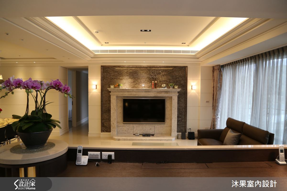 點亮浪漫的居家生活,戀上新古典風的優雅洗鍊!