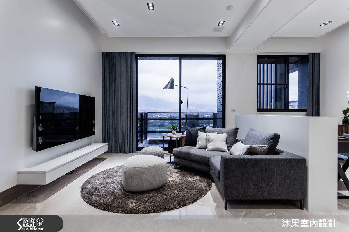 簡單就是最美! 引領紐約極簡風範的 30 坪寓所