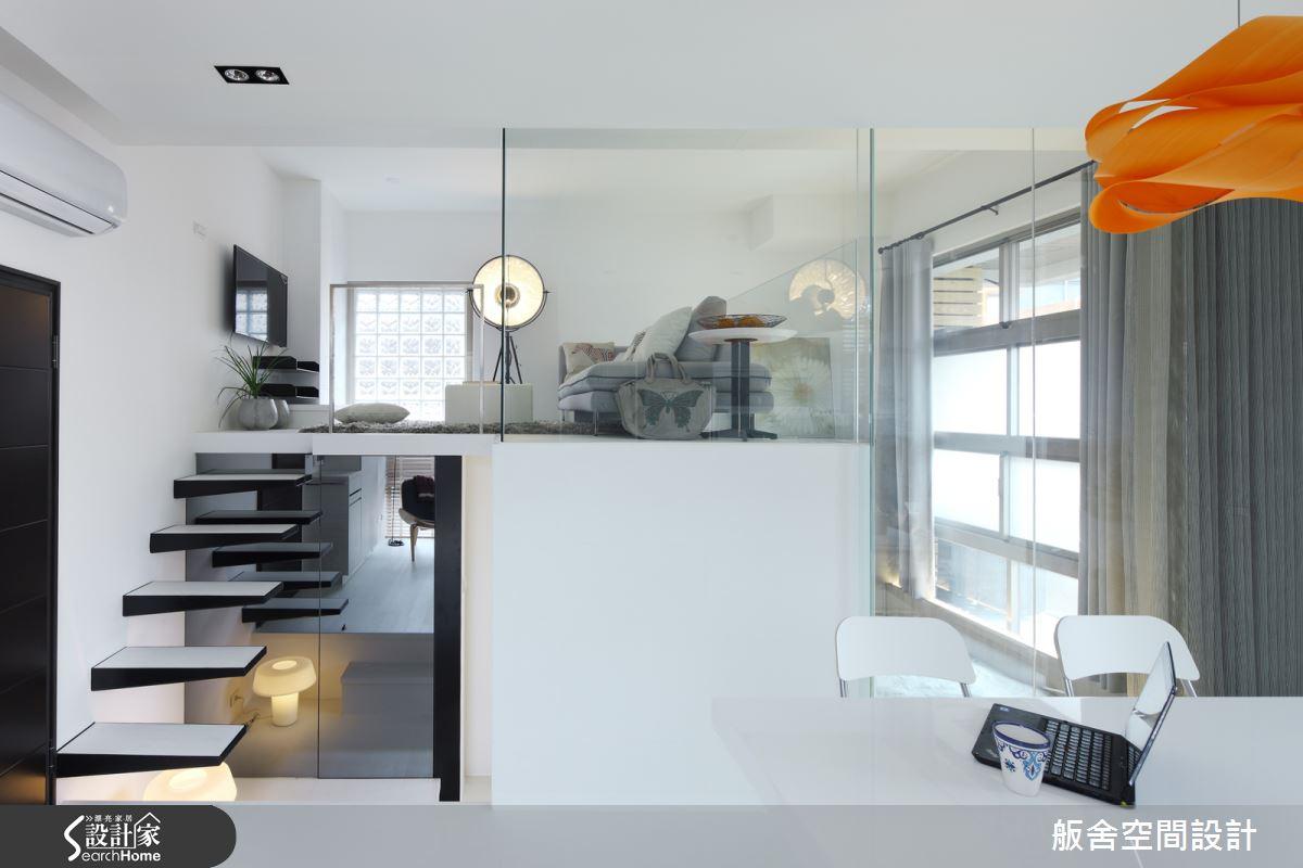 13 坪的空間善用!體會極簡獨身宅的魅力