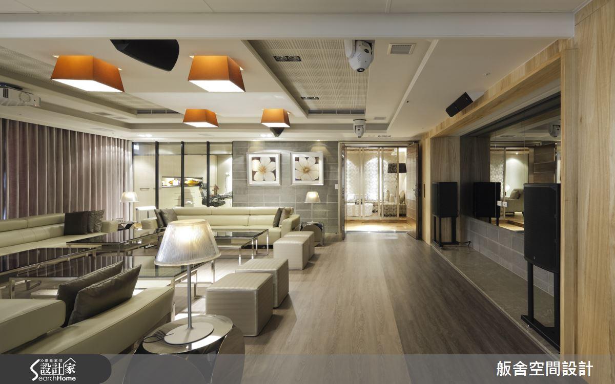 大器與內斂兼具 讓人想細細品味的 140 坪企業會館