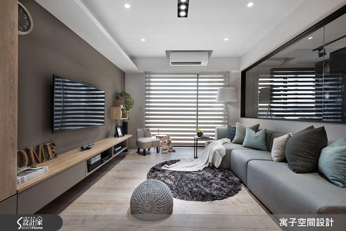 蔓延入室的療癒暖風 帶來一屋子愉悅氛圍