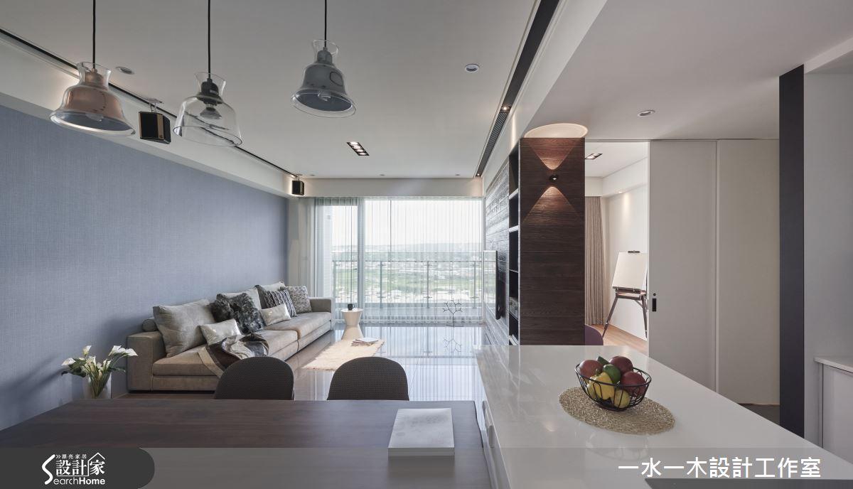 機動性最高!淨透系居宅超簡單 只需善用一面牆!