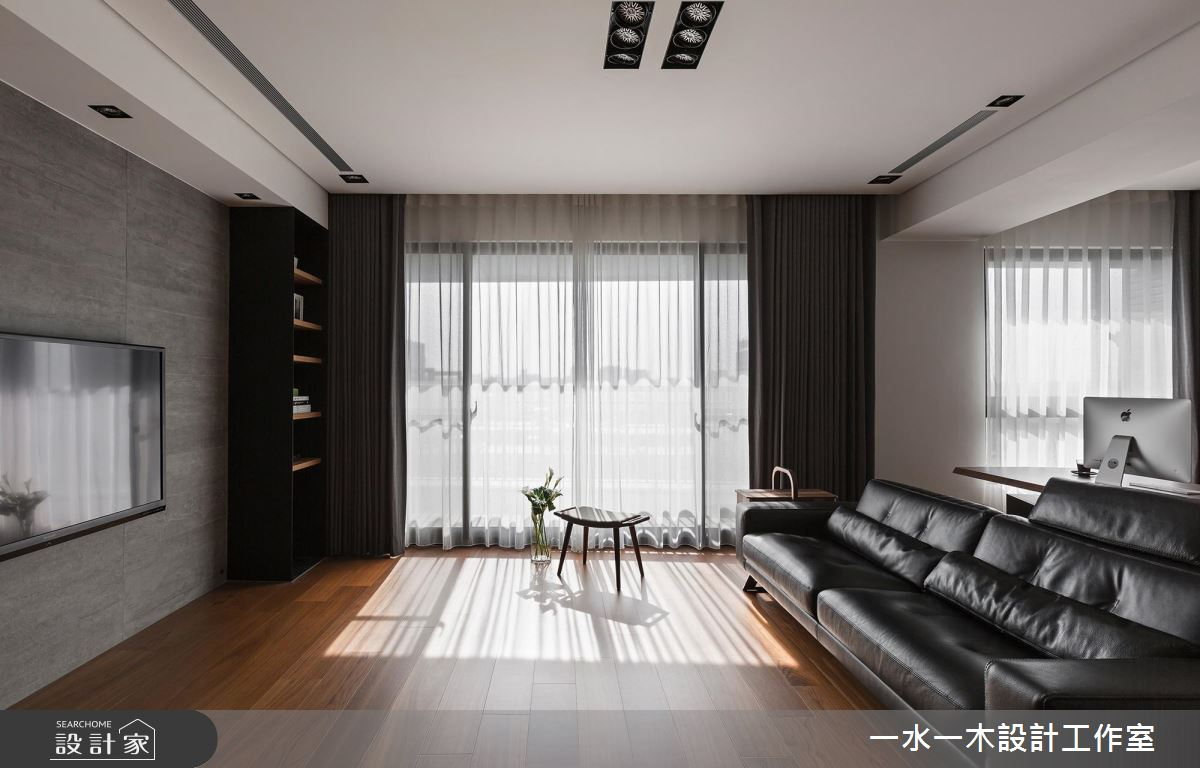 灰色 x 木質唯美相遇! 飯店風居家最舒適的生活味道
