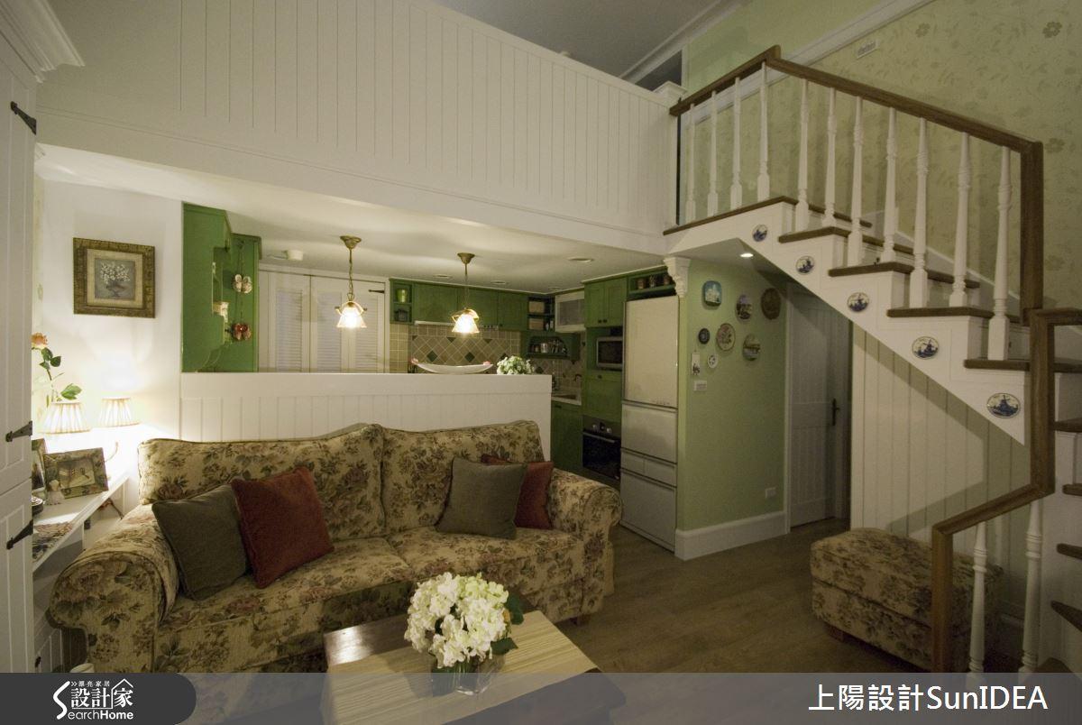 不思議微型設計!2 房 2 廳 10 坪超小宅一圓你的鄉村夢