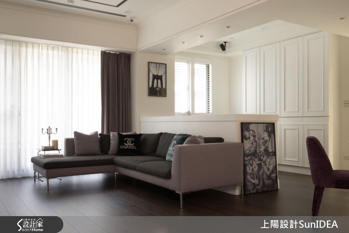 空氣、視覺淨化超有感!26 坪美式宅給你清爽好生活