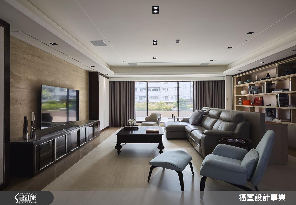 150 坪現代風景觀豪宅 凝聚美好的生活片刻