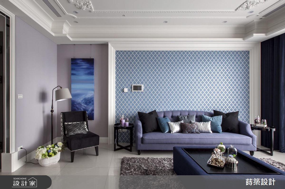 把奢華藏在細節裡!低調優雅的 38 坪質感新古典宅