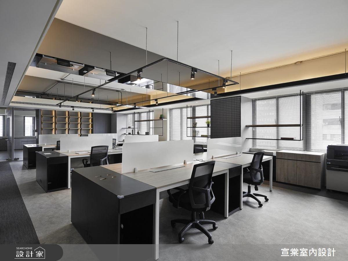 工業風活化46坪老屋 讓你天天愛上班