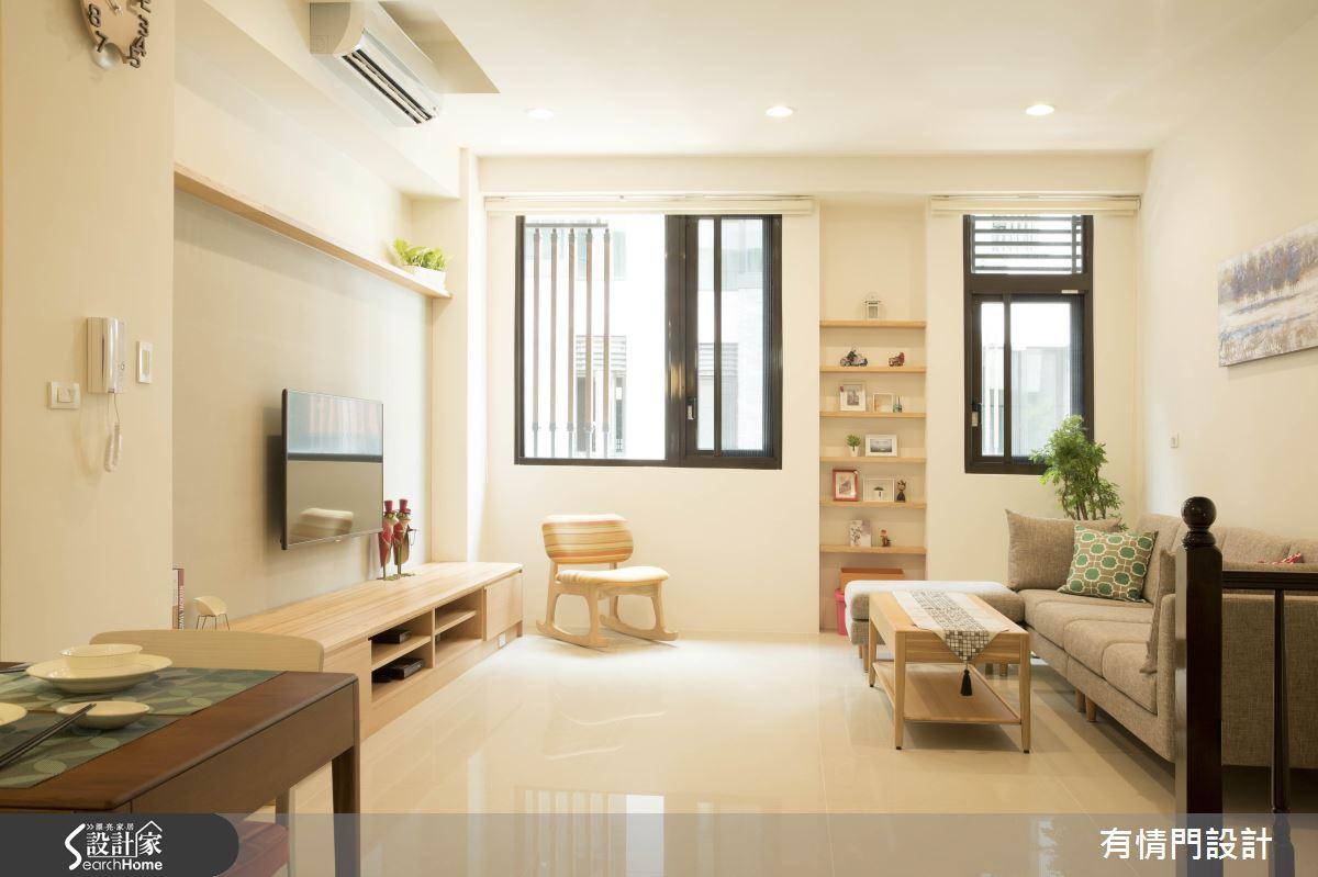小資平價首選!機能家具打造百萬以下自然簡約宅