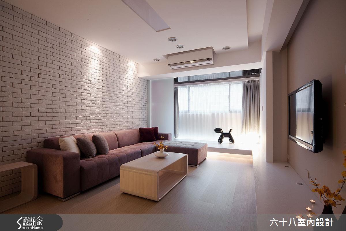 26坪不大不小剛剛好 住進一家五口都快樂的現代宅