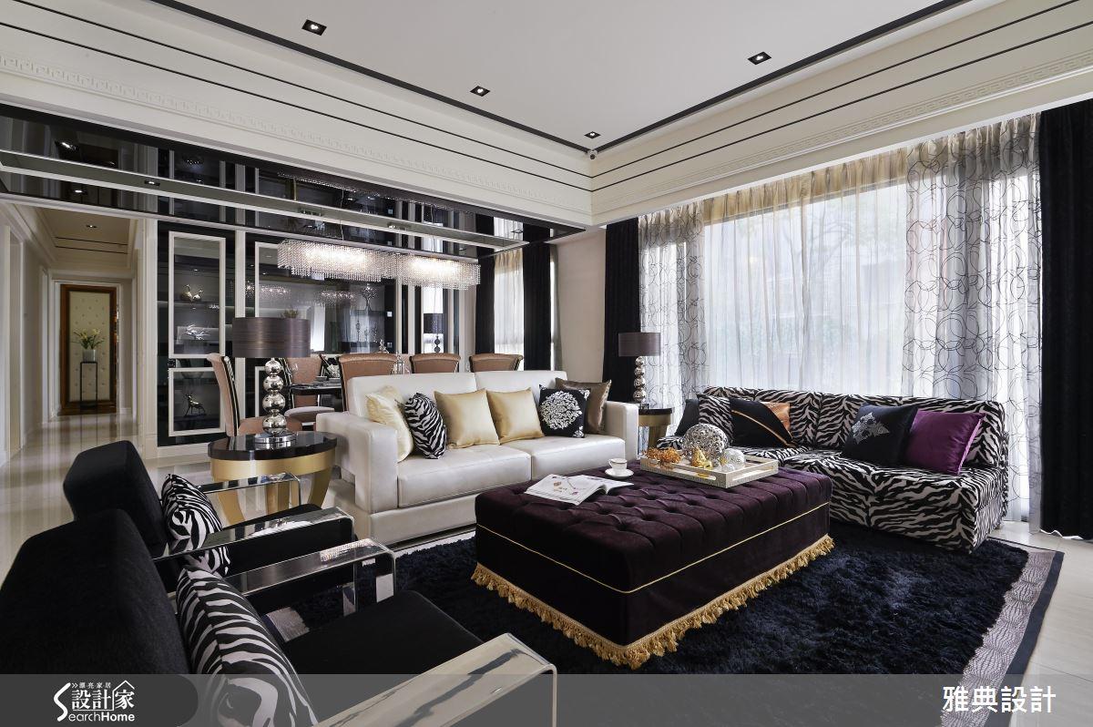 雅致奢華 75坪高質感居家   典藏尊榮的優雅哲學