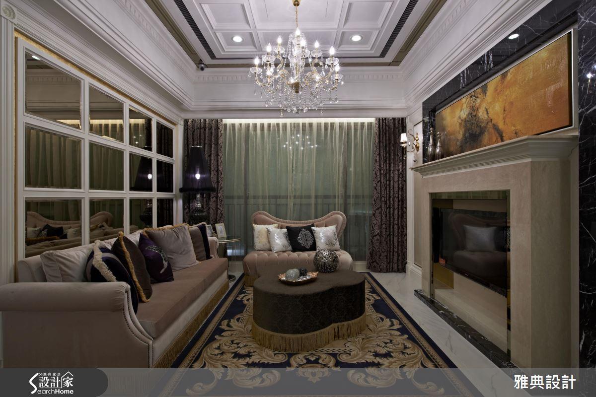 醉心童話公主世界 風格與機能相融的古典宅邸
