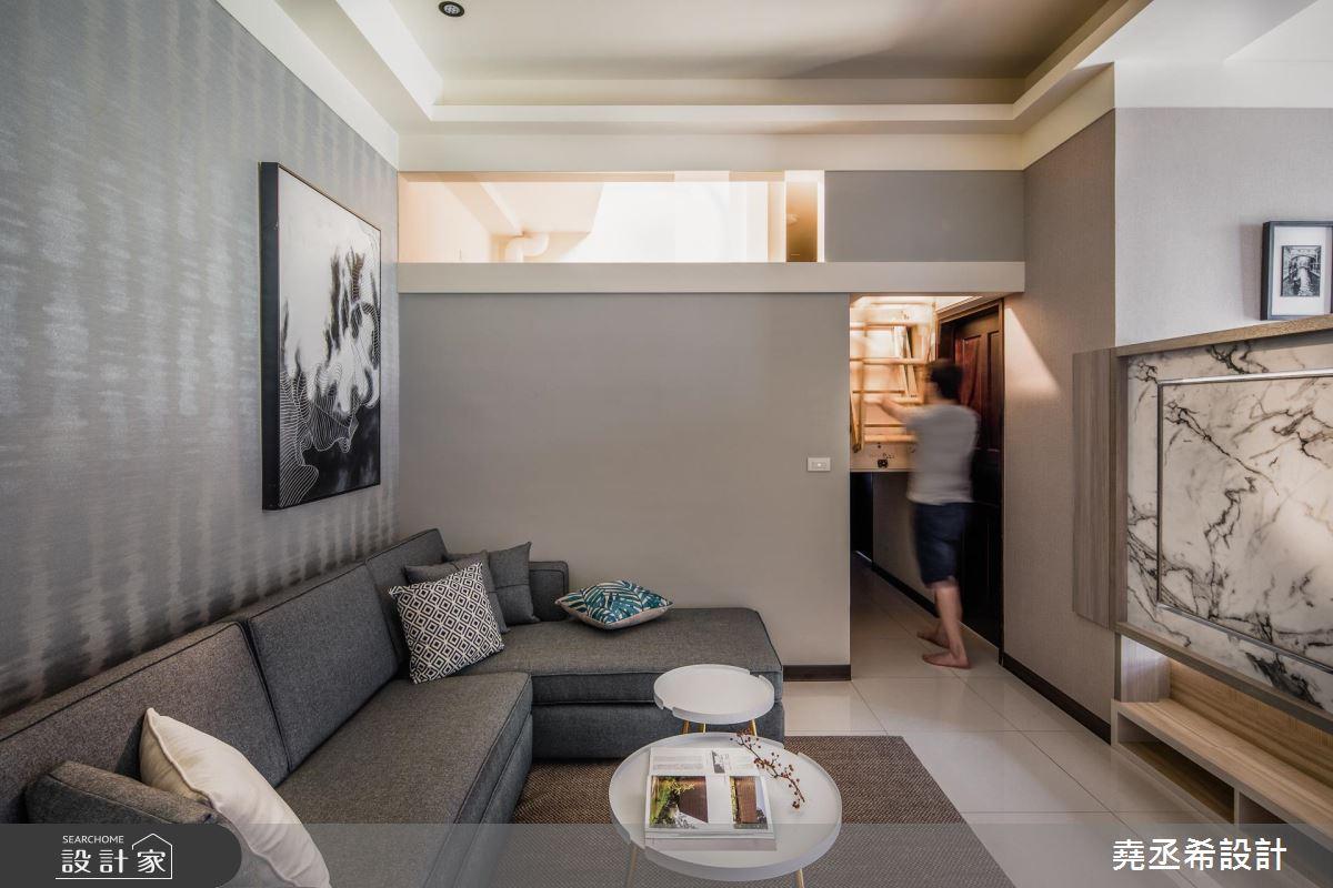 20坪夾層小屋,採光收納都滿分,還坐擁2房+和室!