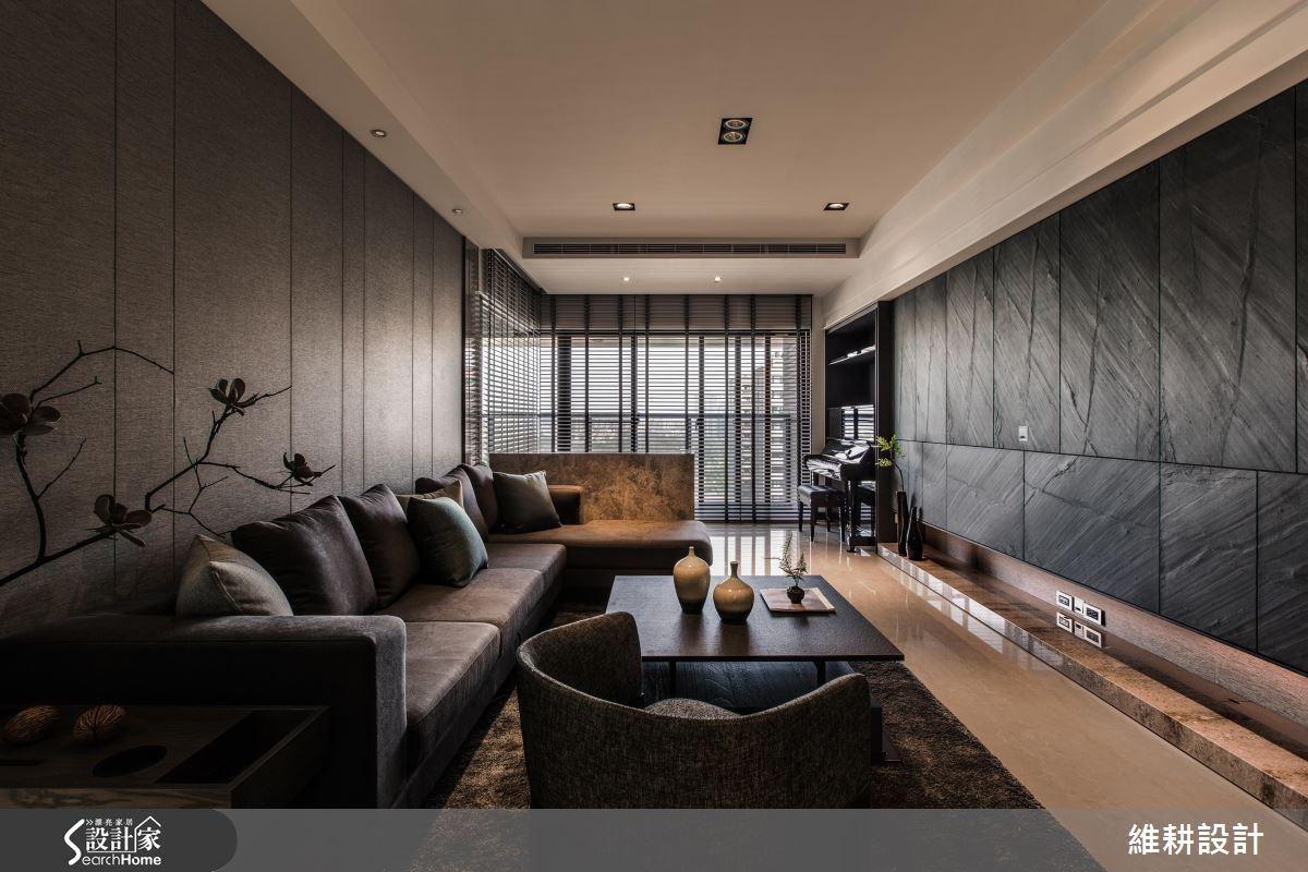 現代風美麗新境界! 涵蓋奔放與內斂的大宅場域