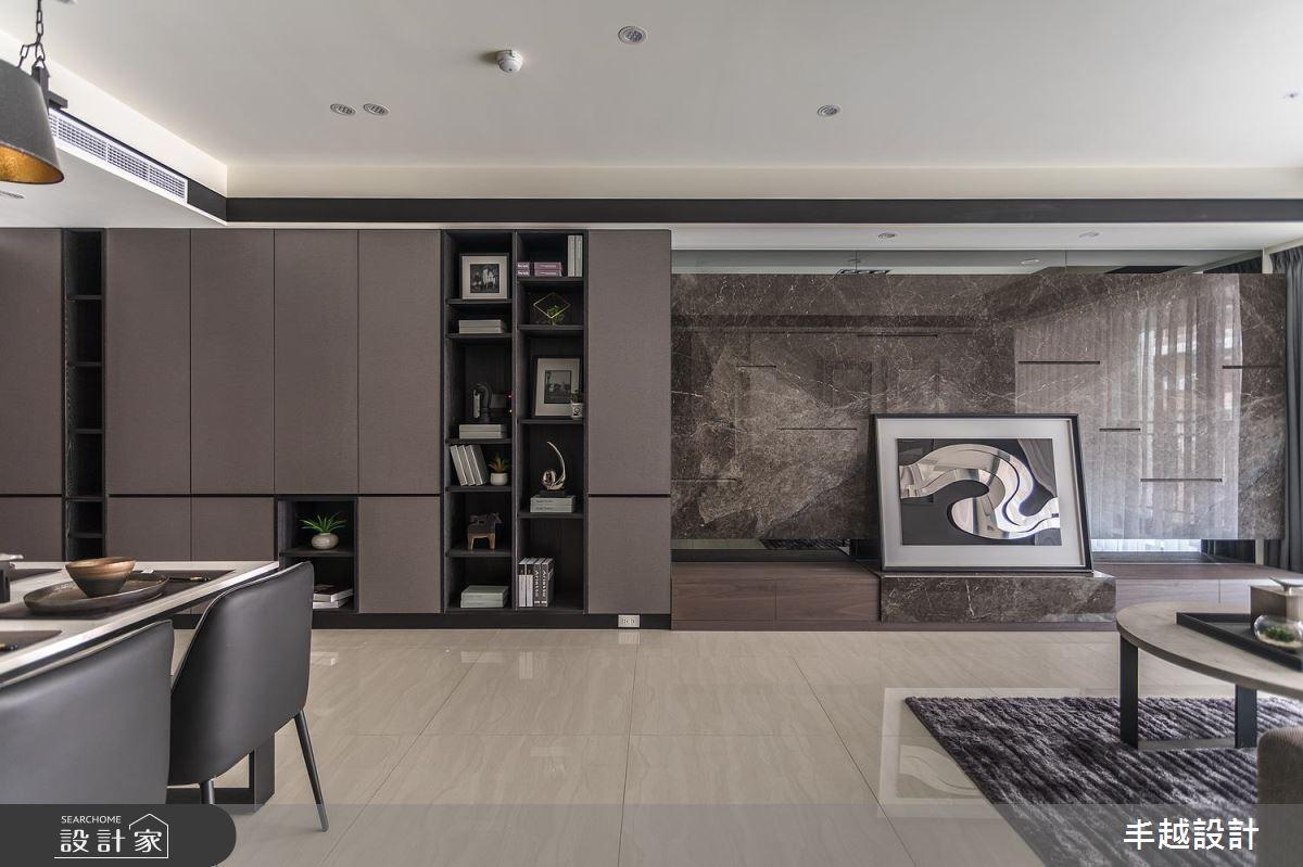 品味首選現代風尚宅! 優雅色彩與收納打造好感日常美景