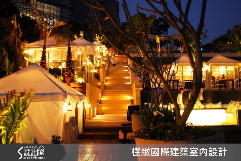 台北 NO.1 超人氣知名夜景餐廳 原來出自這位設計師!