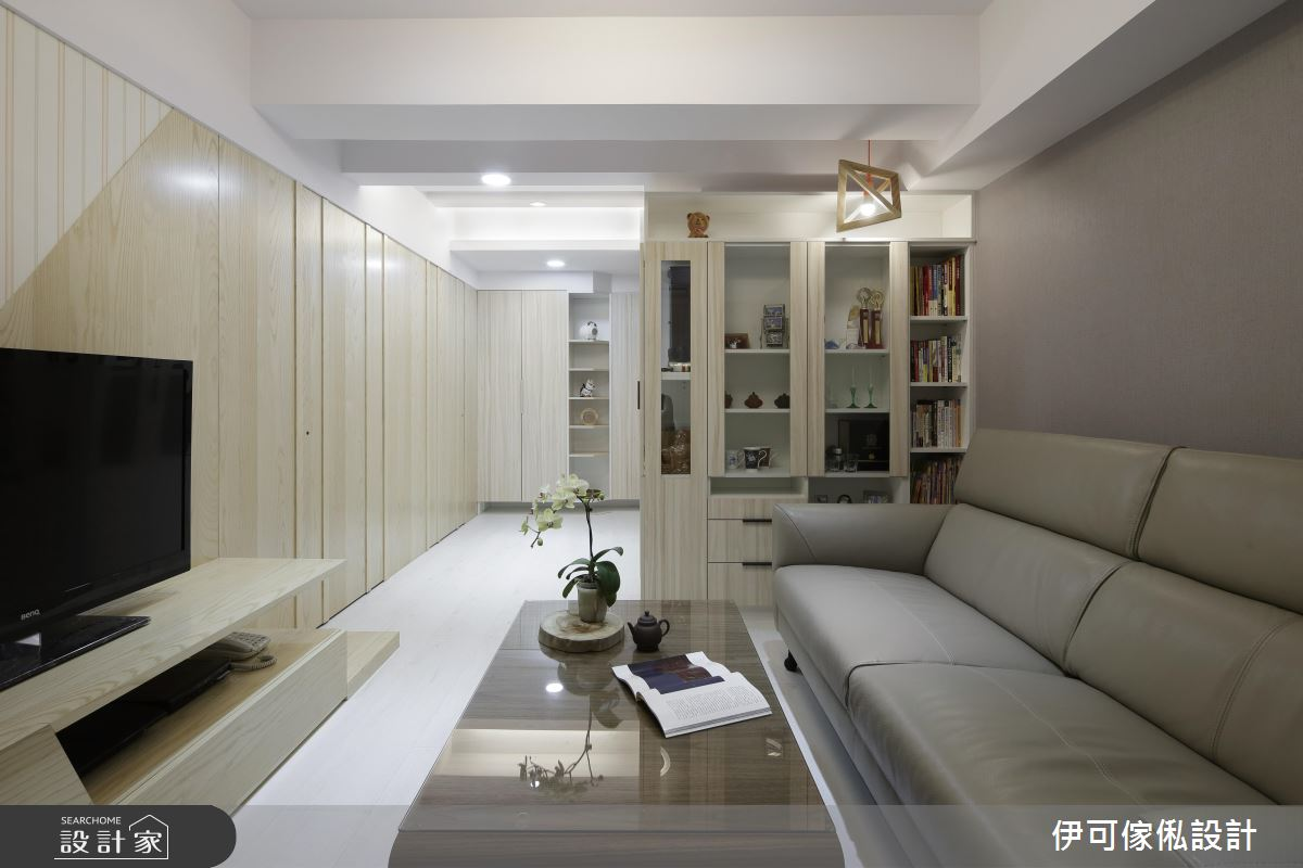 22 坪也有 4 房 2 廳!老屋變身北歐風新宅全新亮相