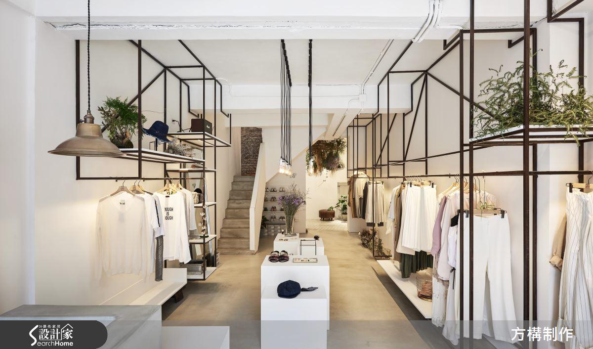 老屋也有時尚基因! 打造甜美又有個性的韓系服飾店