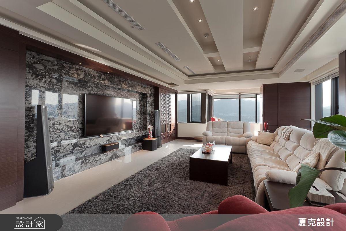 好景、好設計、好生活!住一晚也甘願的 200坪大豪宅