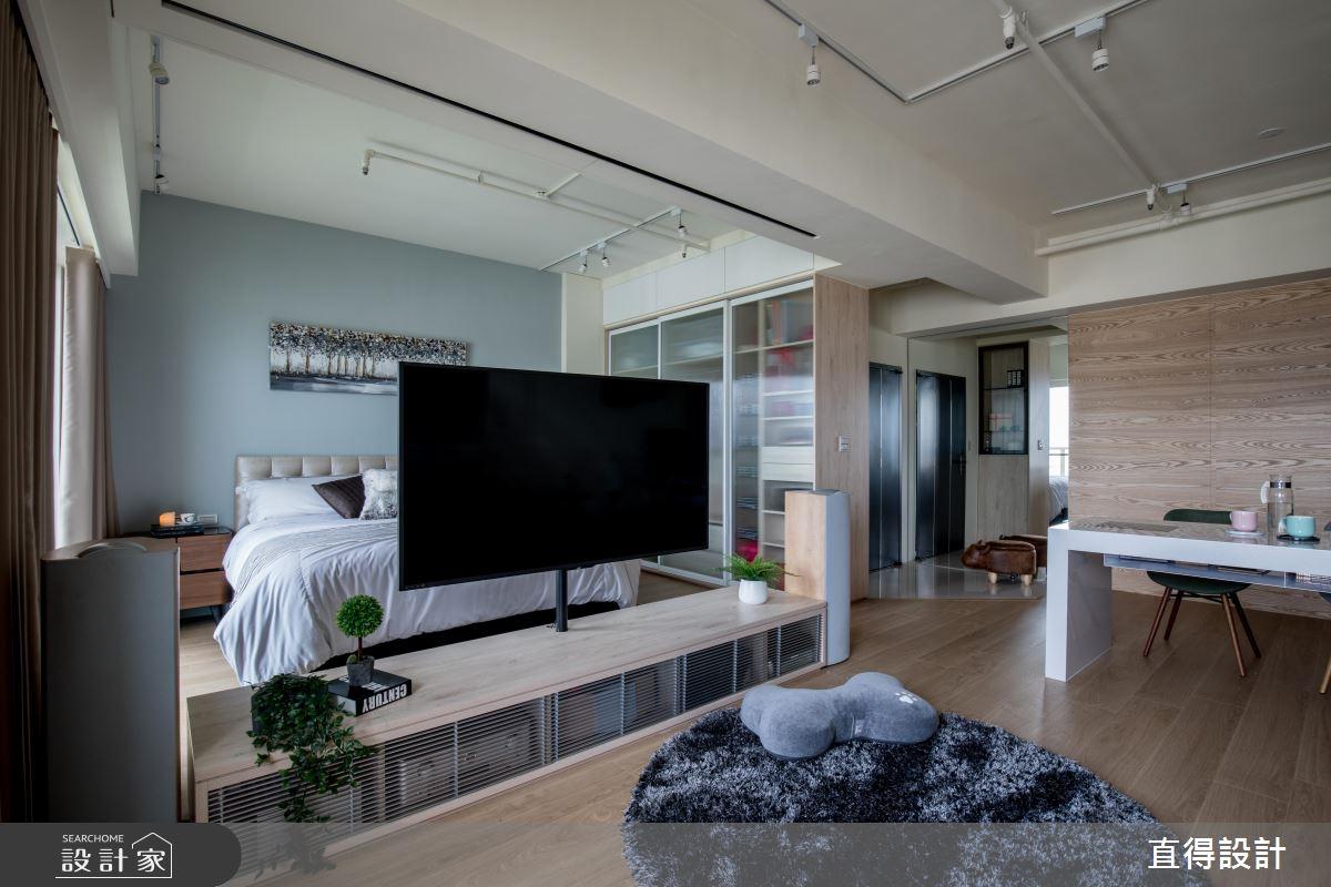 中生代空巢期的全新轉換! 15 坪擁有時髦格局和超大衛浴!