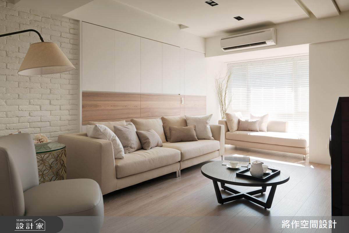 你所不知道的暖白!改造中古屋、變身日式禪風居家