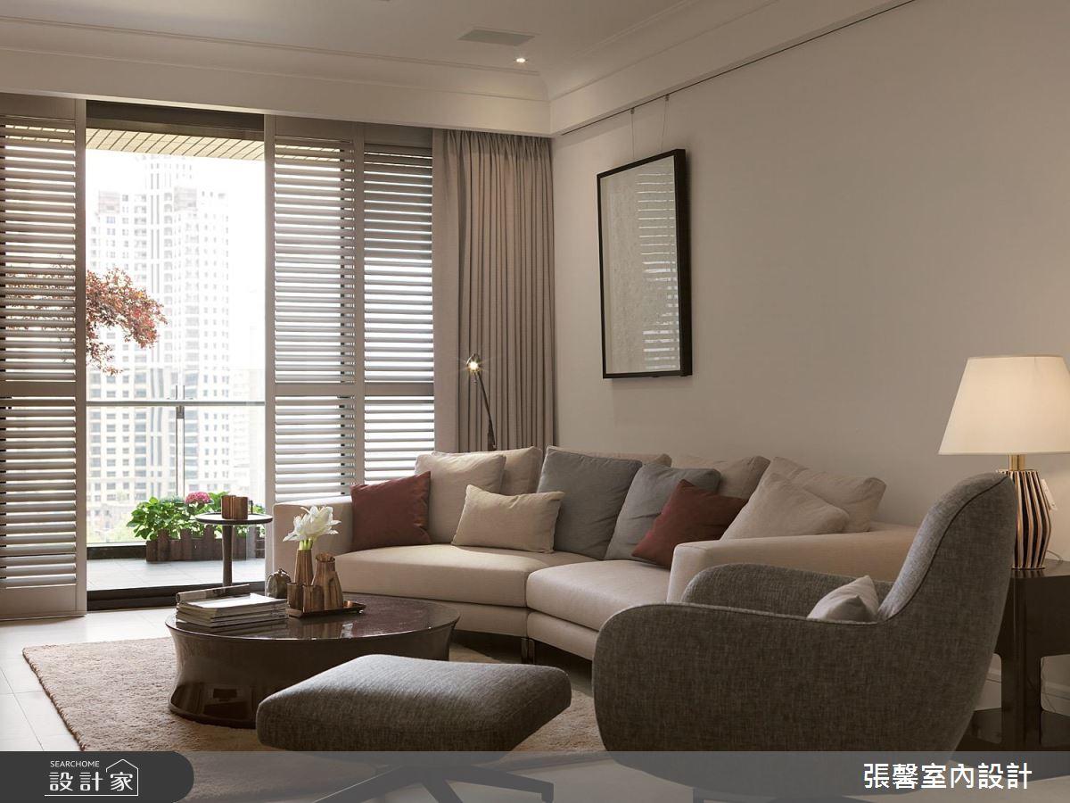暖調質感美式宅與開放式美廚 打造女人對家的夢想