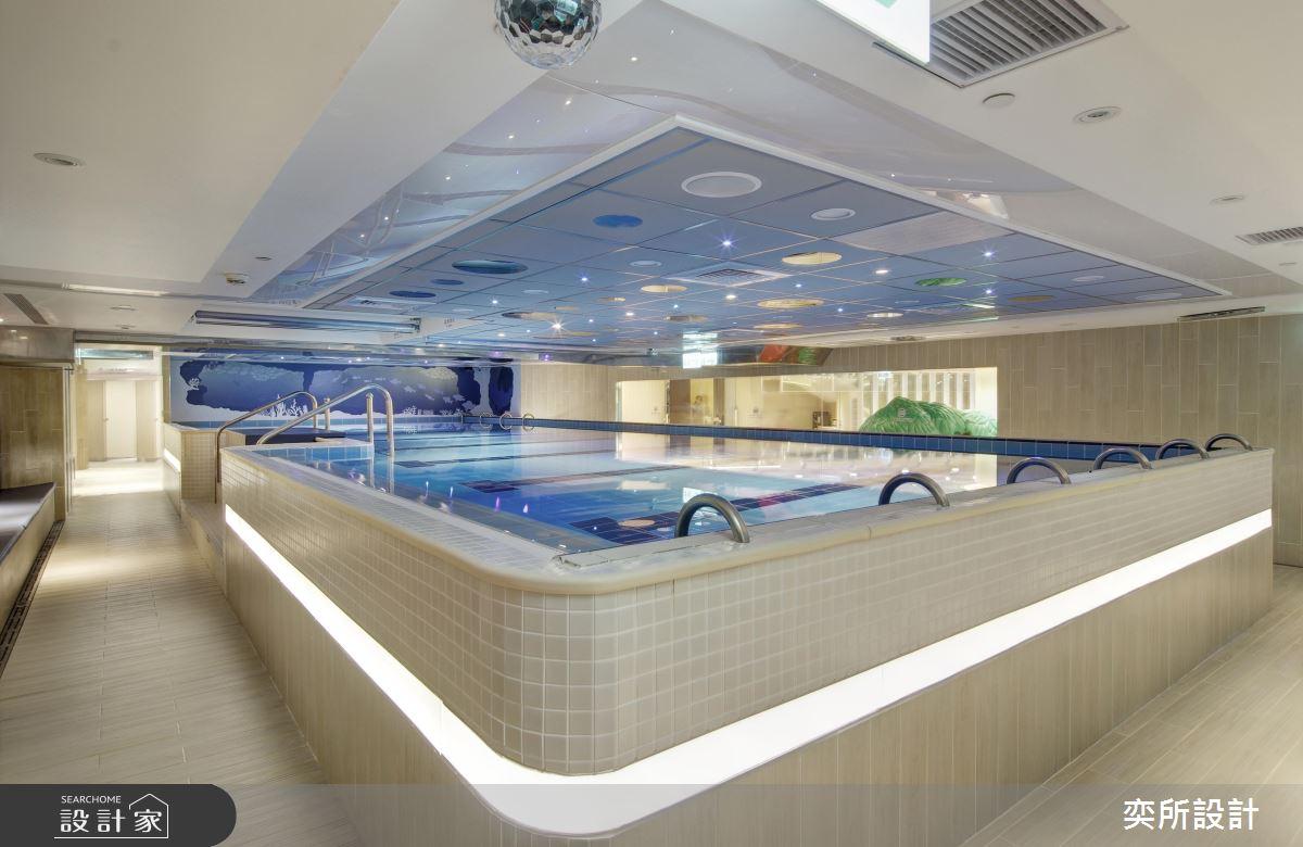 來游泳吧!媽咪與嬰幼兒都愛上的戲水教學空間