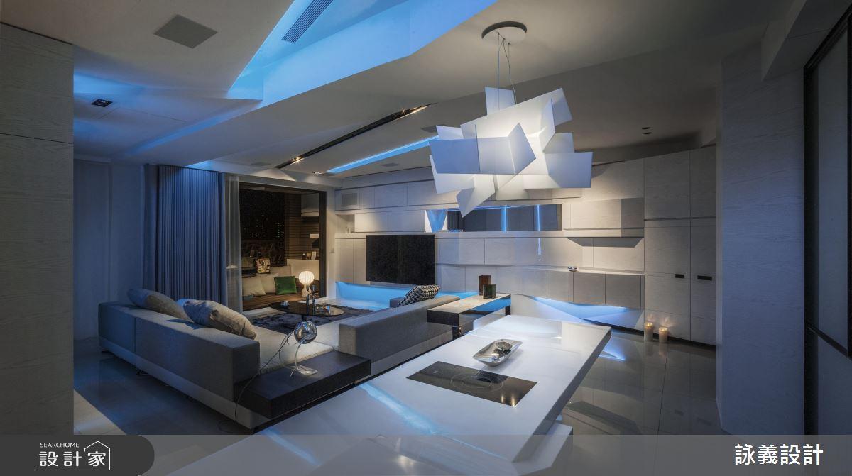 買一房,擁有兩個家!靠著智能燈光,離開地球表面到水星