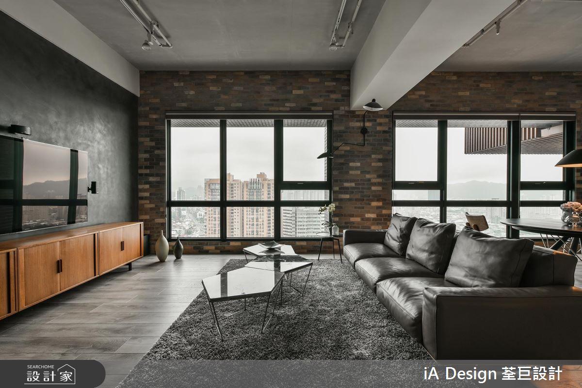 享受城市、生活、自由!打開風景與視野的 40 坪現代風度假宅