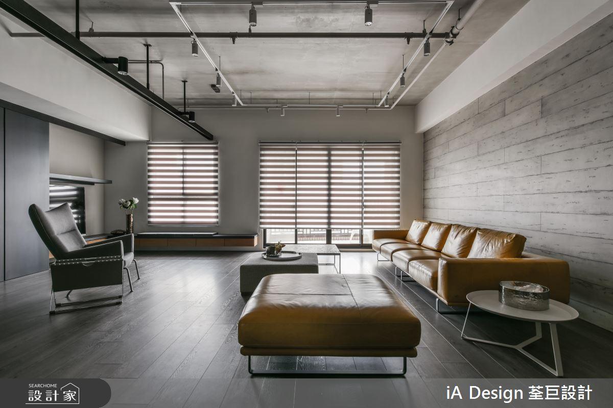 一點留白,採光滿分,看見簡約風質居的設計美學