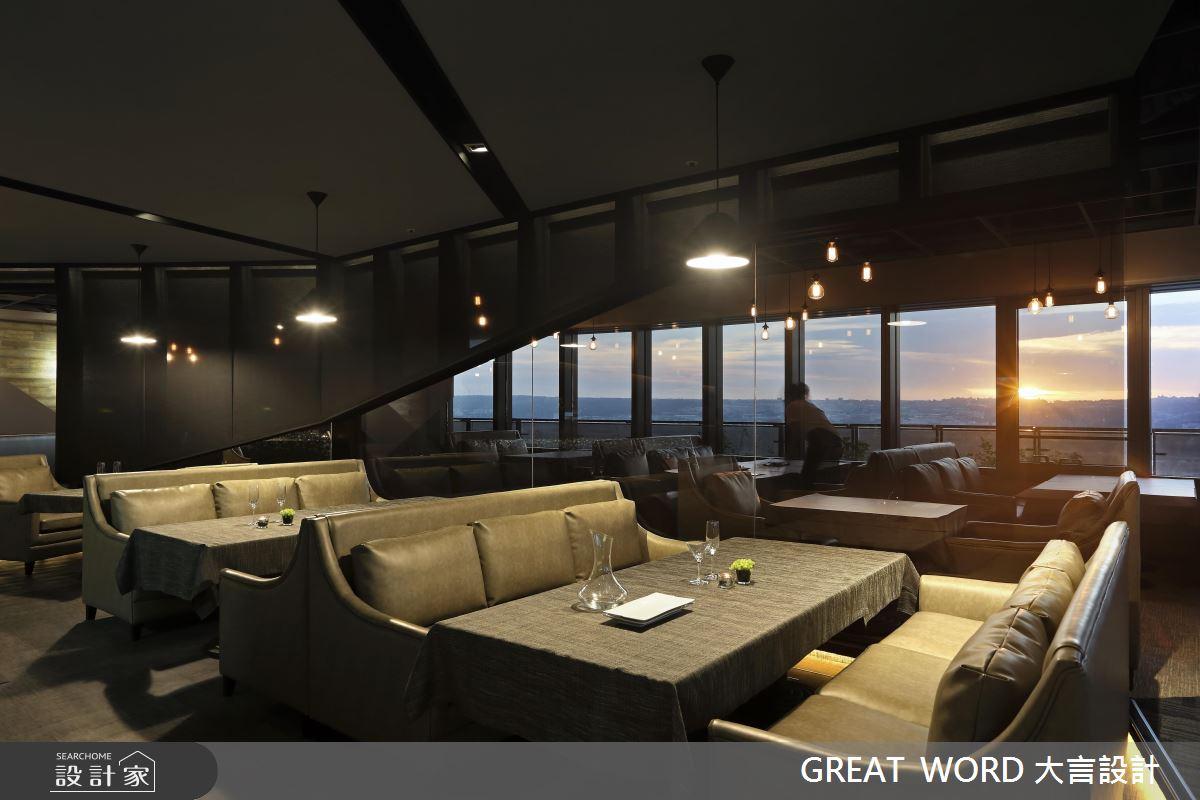 走進微型紐約!小酒館 x 復古沙發 x 燈光的都市交響樂