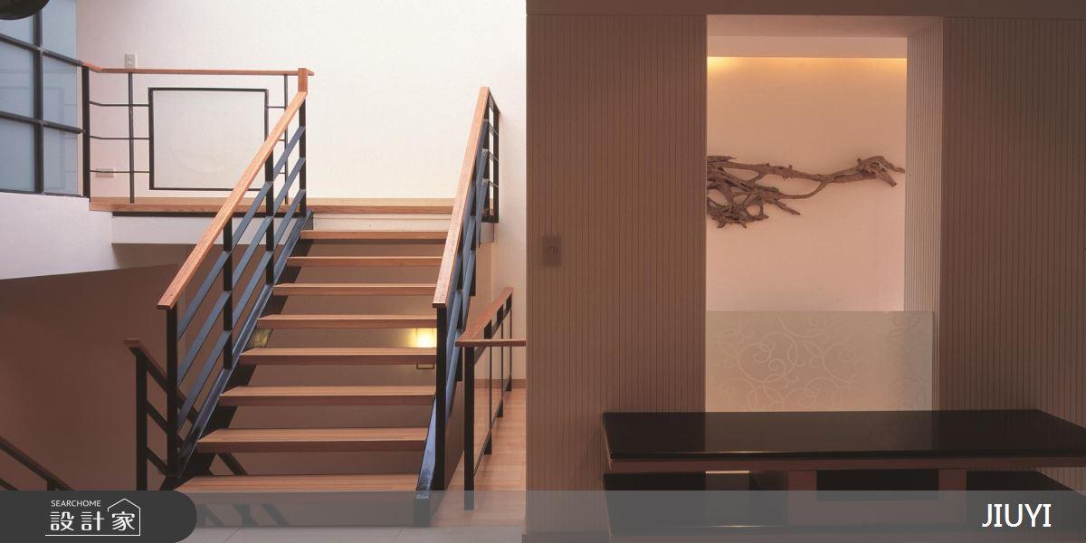 日式禪風樓中樓 恬靜優雅翻新中古屋齡