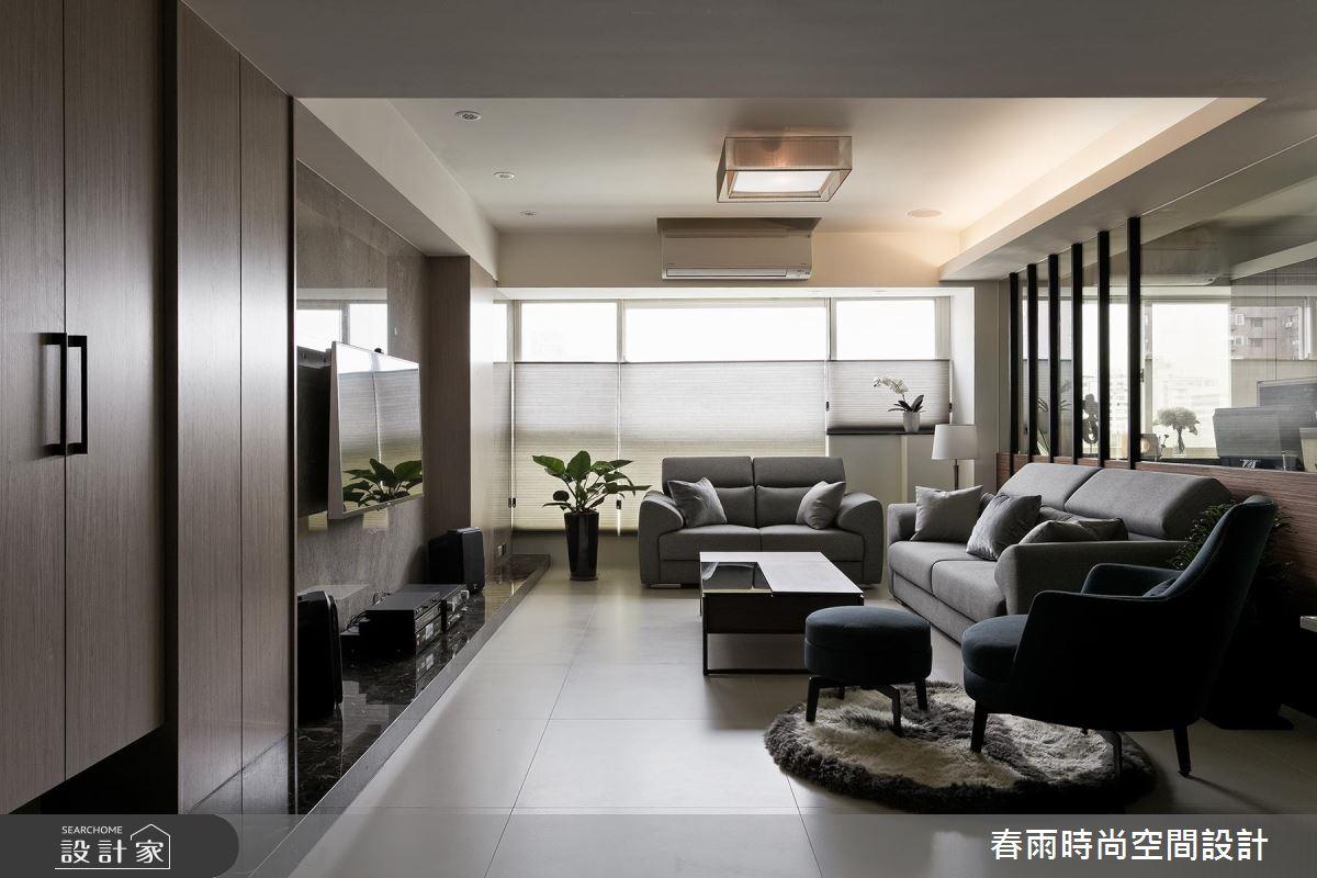 退休宅這樣設計!各自一間主臥,共用收納機能最舒適
