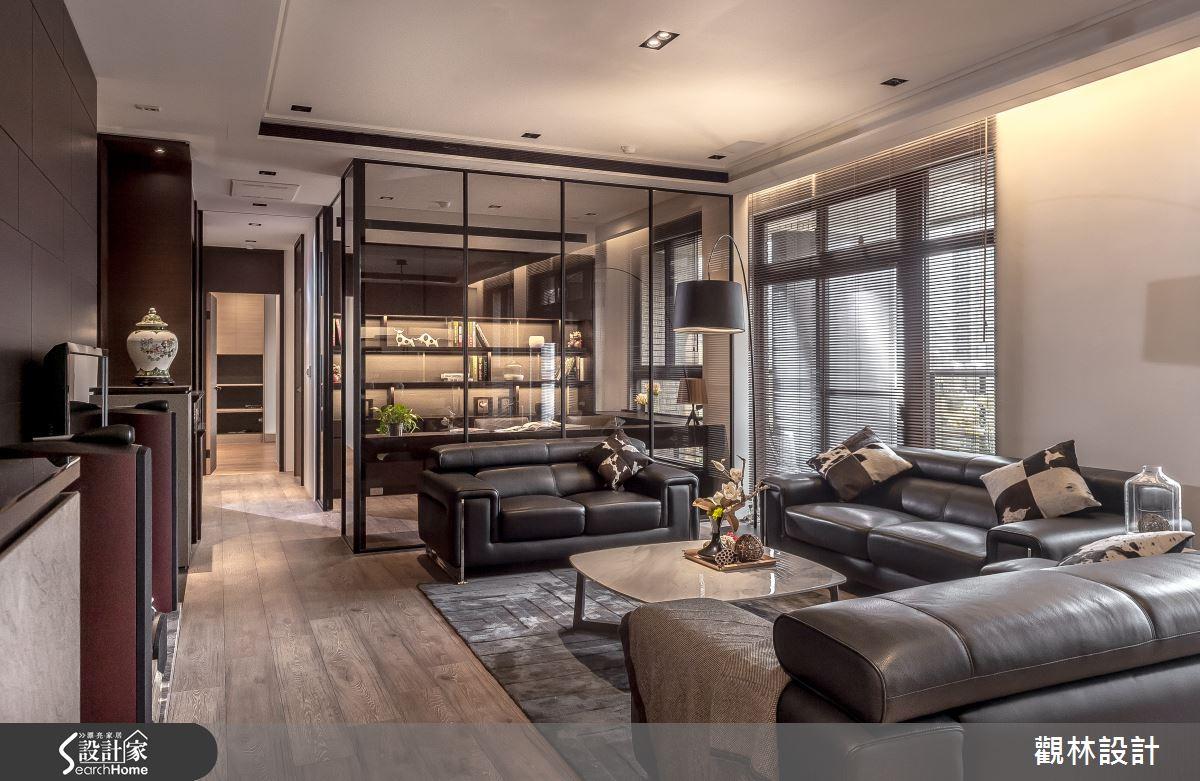 三代同堂理想空間 就在 60 坪日式休閒風大宅
