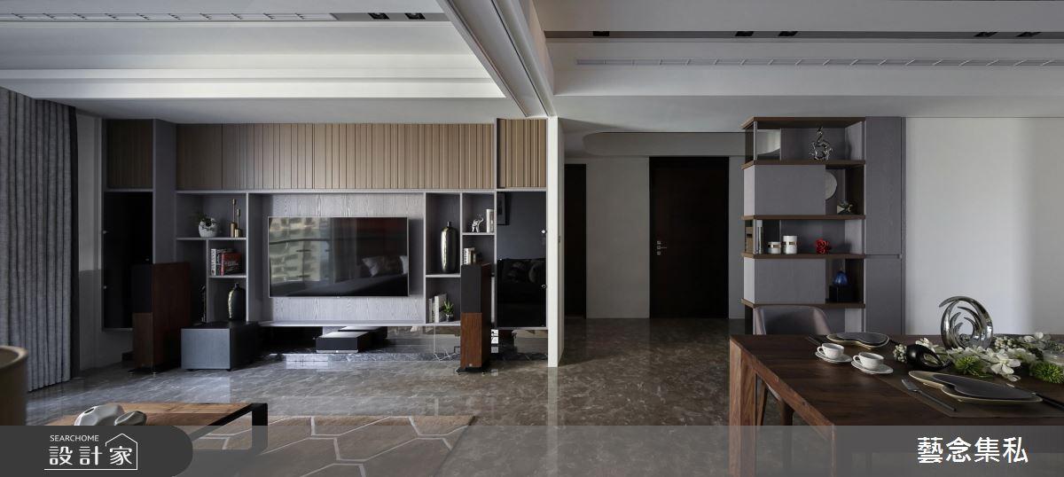 不惑男子的視聽基地,4間風格房也是專寵家人的渡假宅!