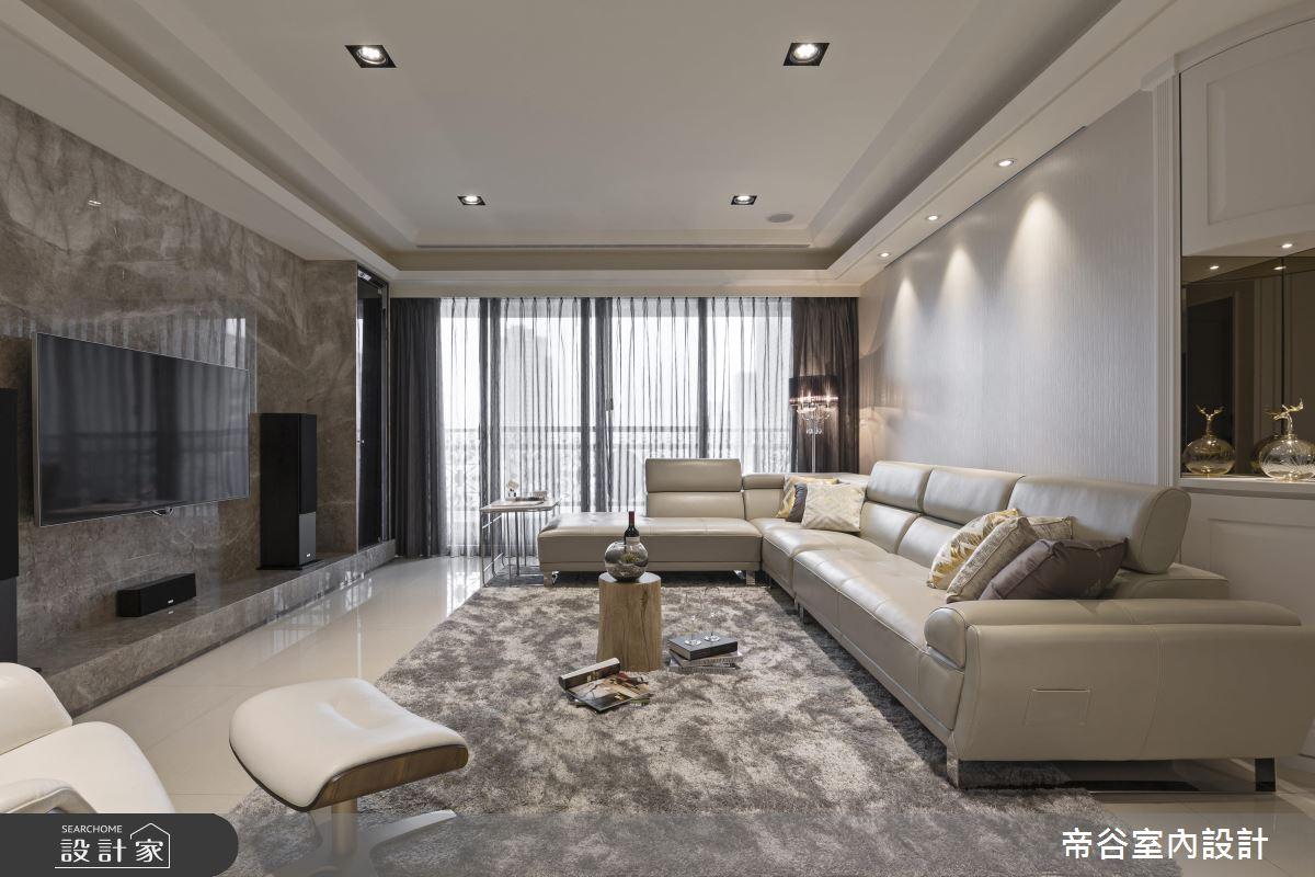 優雅、清新、高質感!歡迎來到兩姊妹的新古典大宅